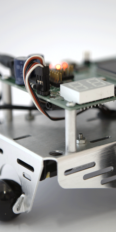 Berufsbegleitender Weiterbildungskurs Praktikum Microcontroller und FPGA-Systeme