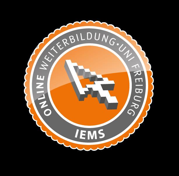 Logo Online Weiterbildung IEMS Uni Freiburg