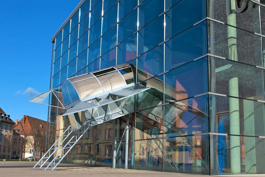 Campus Technische Fakultät Freiburg