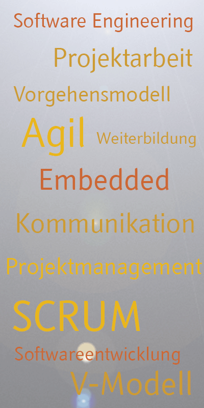 Berufsbegleitender Weiterbildungskurs Projektmanagement in Software Engineering für Embedded Systems